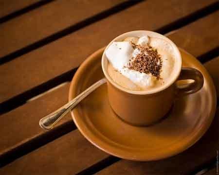 по-венски кофе
