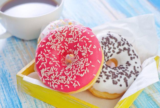 Пончики или донатсы