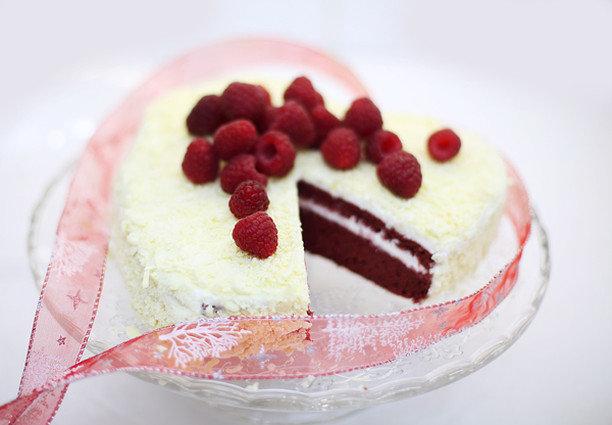 Торт ко дню Святого Валентина   Праздники   Рецепты   Рецепты Вкусно и Полезно