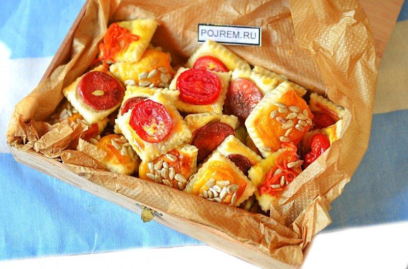 закуска на пикник