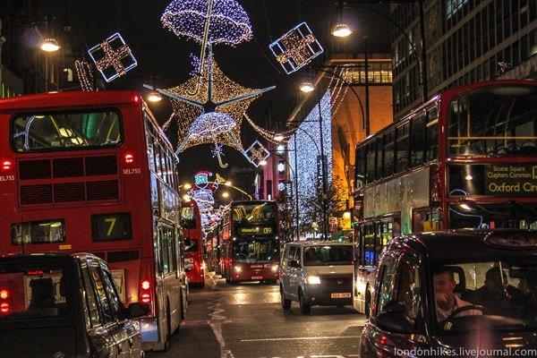 будет сравнить с центральными улицами лондона.