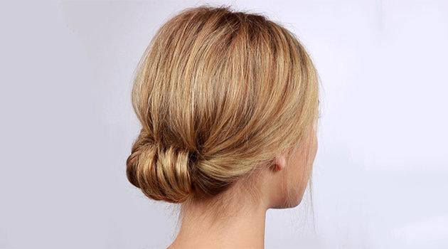 5 простых и эффектных причесок для длинных волос   Журнал Cosmopolitan