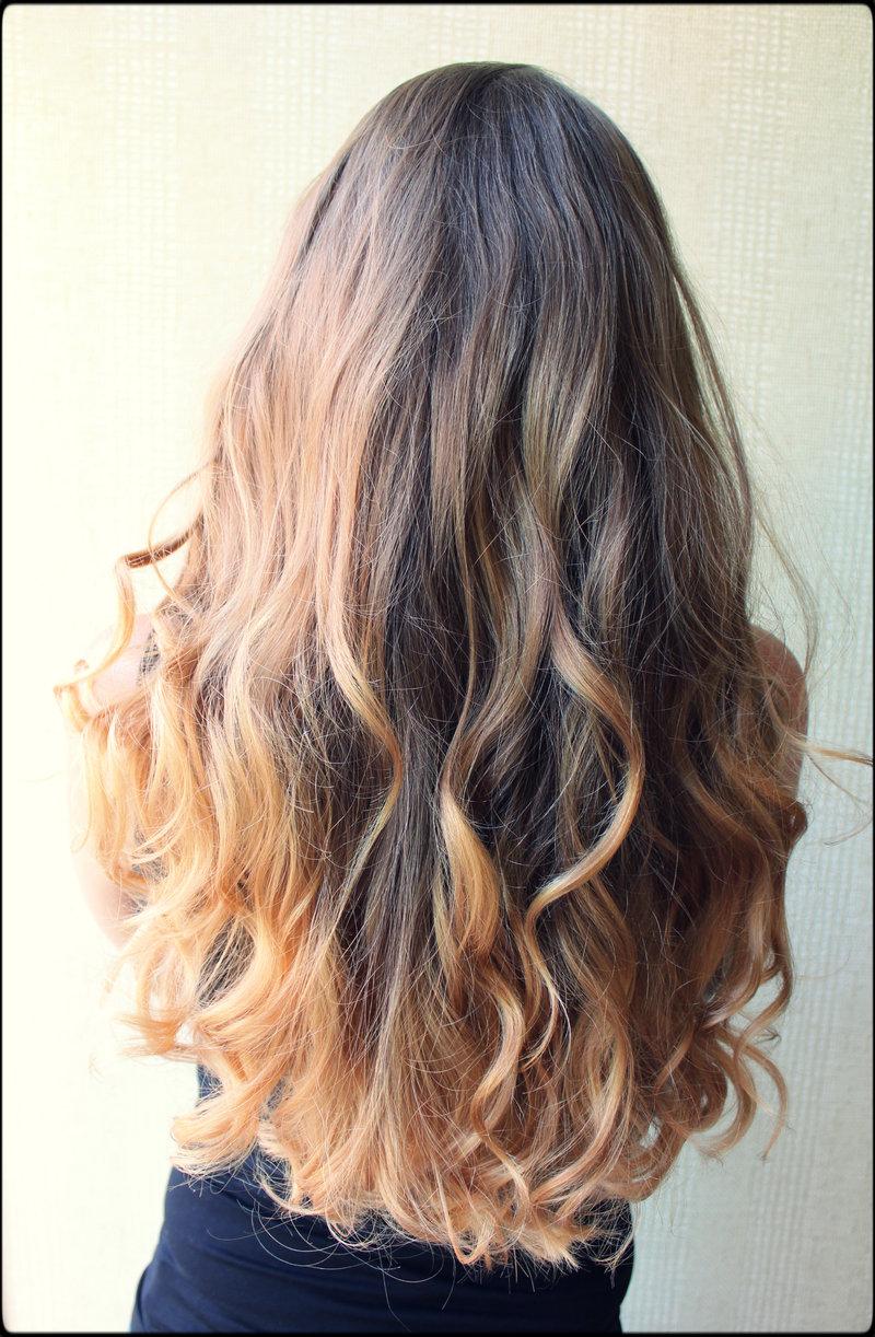Фото галерея окрашивания омбре - вариант на любую длину волос. Что такое окрашивание Омбре? Виды окрашивания