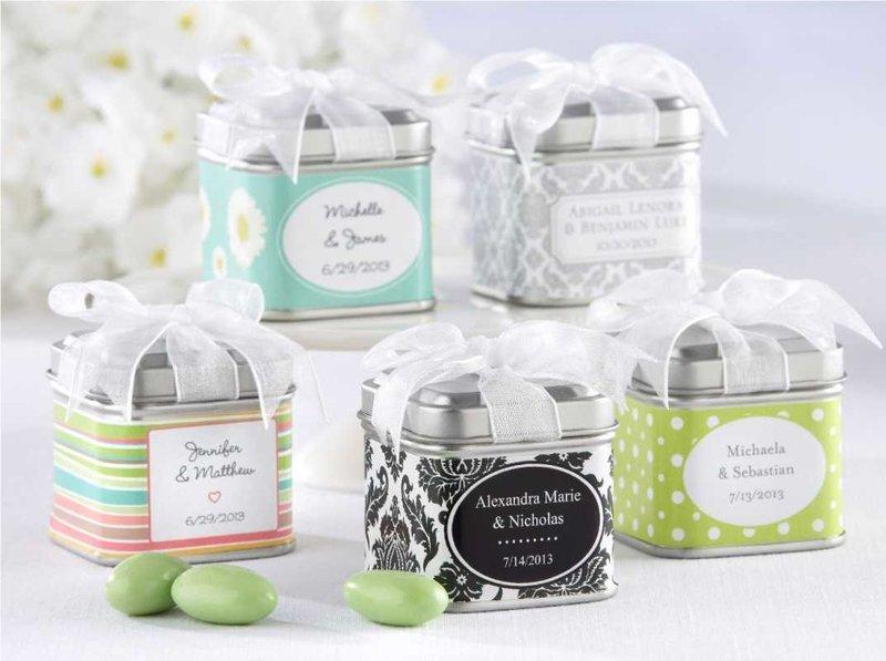 как правильно дарить подарки гостям на свадьбу