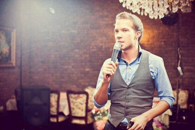 Как выбрать ведущего на свадьбу? | Блог Али Шу