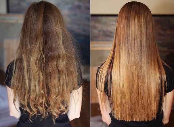 Кератиновое выпрямление волос Cadiveu Brasil