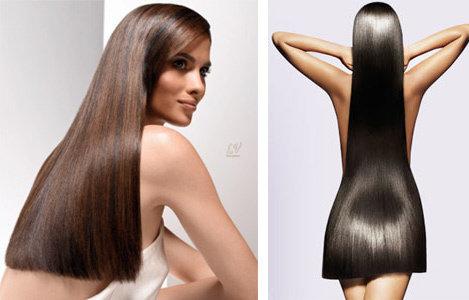 Кератиновое выпрямление волос - Салон красоты LV