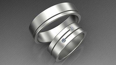 Купить Свадебные кольца: модные тенденции 2016 года - Статьи из золота