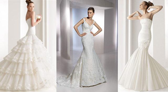 Лучшие свадебные платья 2013