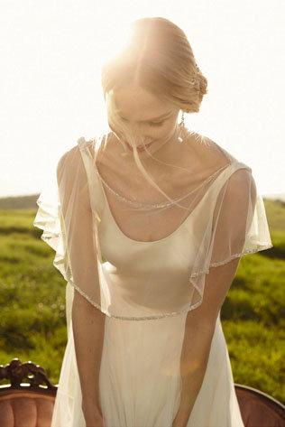 Накидки для невест - The-wedding.ru