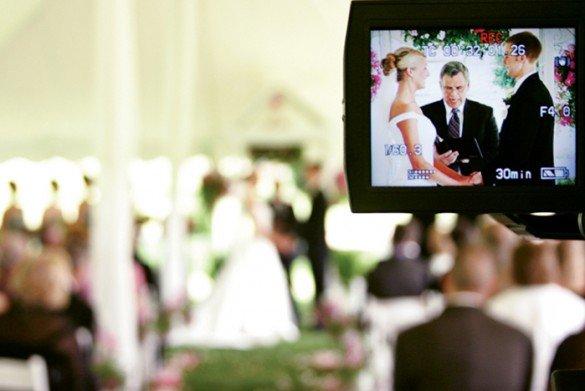 Нужно ли заказывать видео на свадьбу, или как обойтись без видеосъемки