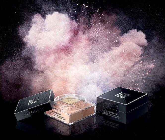 Рассыпчатая пудра призма Givenchy Prisme Libre: обзор и отзывы