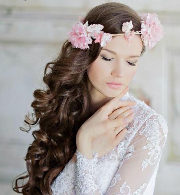 Свадебный бум!!!: Нимфические венки для невесты