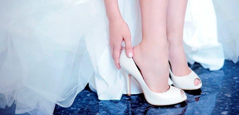 Туфельки для принцессы… или как подобрать свадебную обувь?