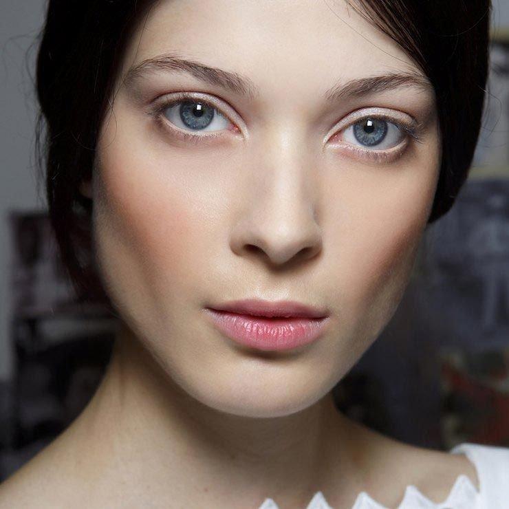 Весна во всей красе: 50 примеров модного макияжа с показов весна-лето 2015