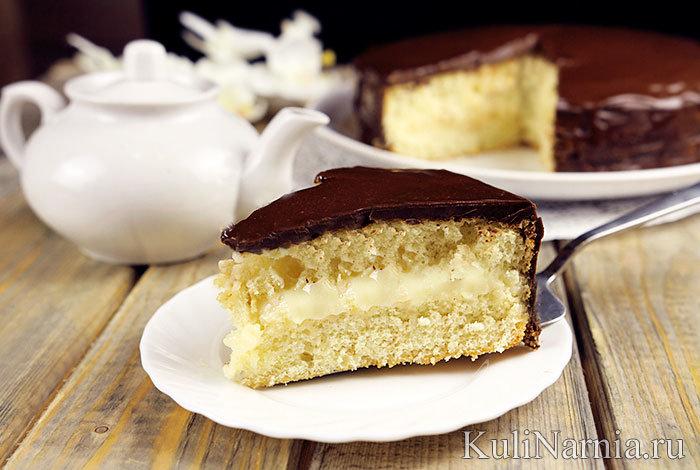 Крем для торта чародейка
