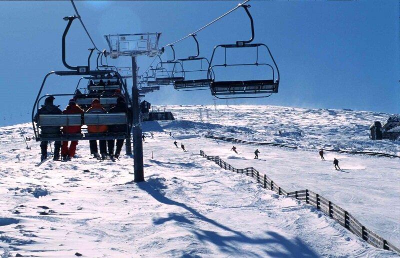 Зимние курорты в Словакии