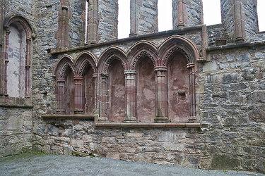 романская архитектура, готическая архитектура