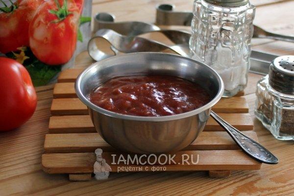 Томатный соус мультиварке рецепты фото