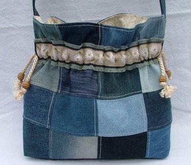 12d6642b6452 Nielia - сумки из джинсов (часть1) / Переделка джинсов / ВТО