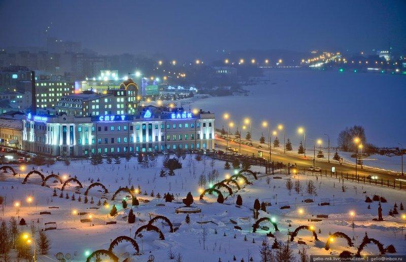 Парк 1 000-летия Казани
