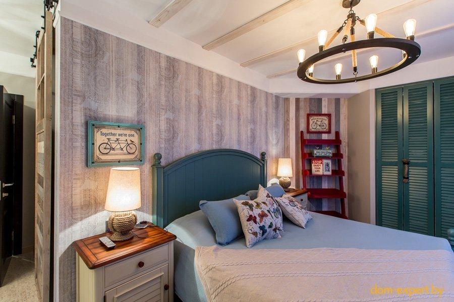 Дизайн квартир в одном цвете