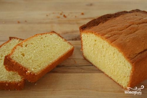 рецепт простого кекса