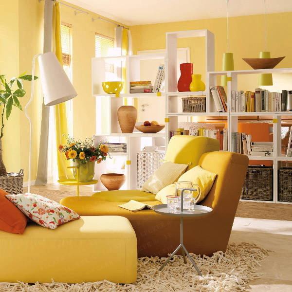 учреждения цвета мебели теплые тона фото много