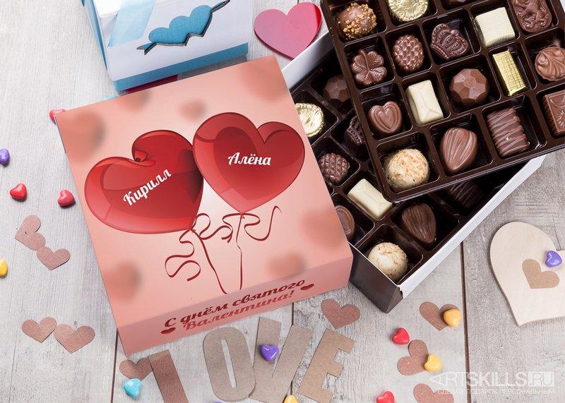 Шоколад.в подарок