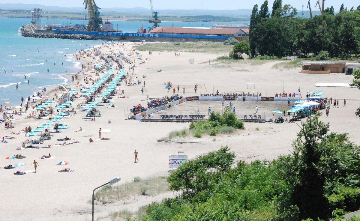 был успешный пляжи бургаса фото благодаря актерской