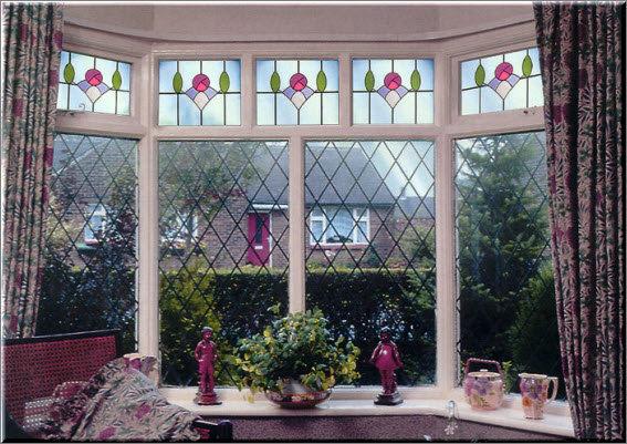 Художественная роспись стекла