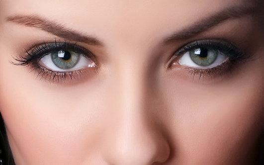 картинки серо зеленые глаза