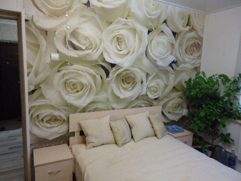 Розы.Идея для спальни