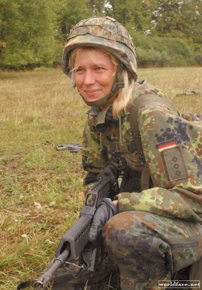 Как немцы называют русских девушек