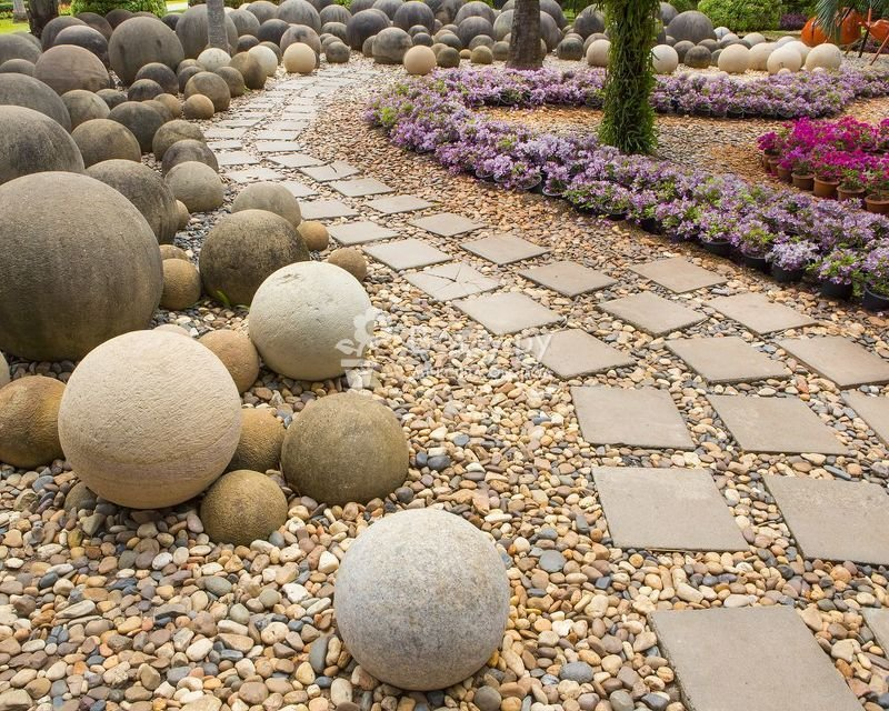 Фото галерея. Стильные и удобные дорожки в саду своими руками - Всаду.ру