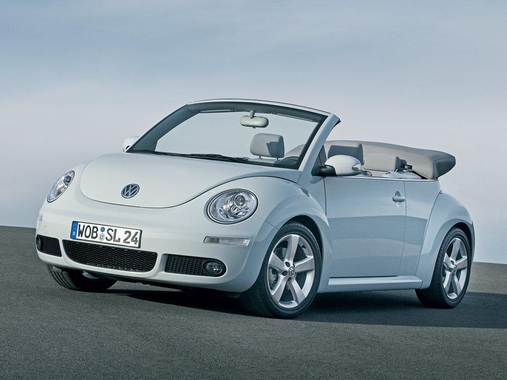 Volkswagen Umumkan VW Beetle Terakhir Bakal Diproduksi Juli 2019