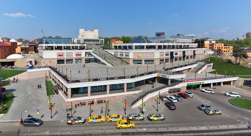 фото иркутск модный квартал