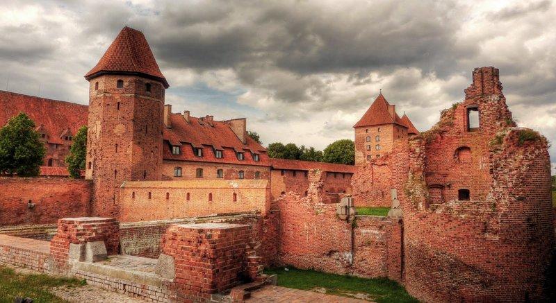 Картинки по запросу замок Шаакен в Калининграде
