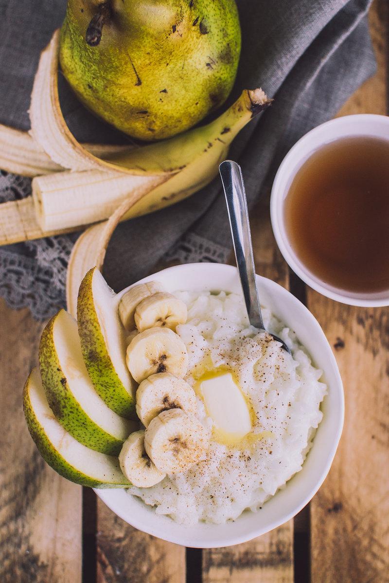 Рисовая каша на завтрак - kirilife