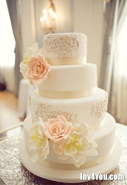 Свадебные торты фото 2014 цены