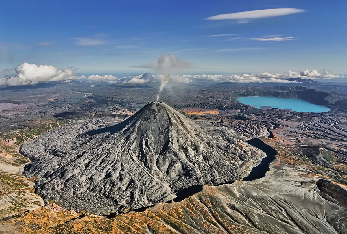 вулкан на русском языке