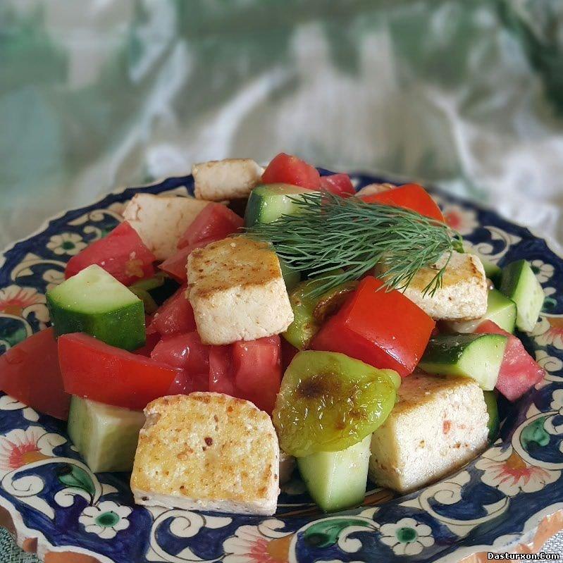 бейнелеу, с?лулы?ты салат из тофу рецепты с фото вирусы
