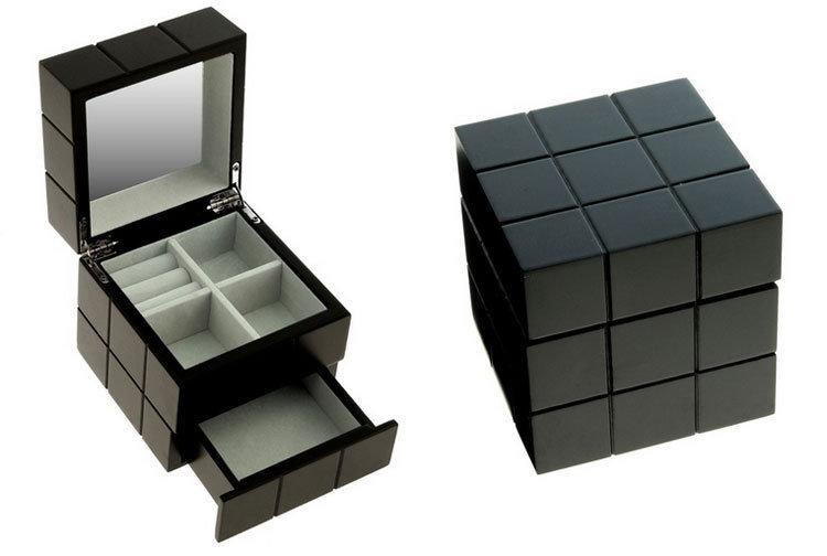 Modern черная двойная