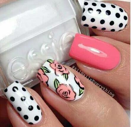 фото красивые ногти новинки
