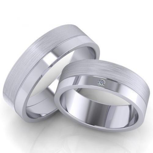 Обручальные кольца фото из белого золота