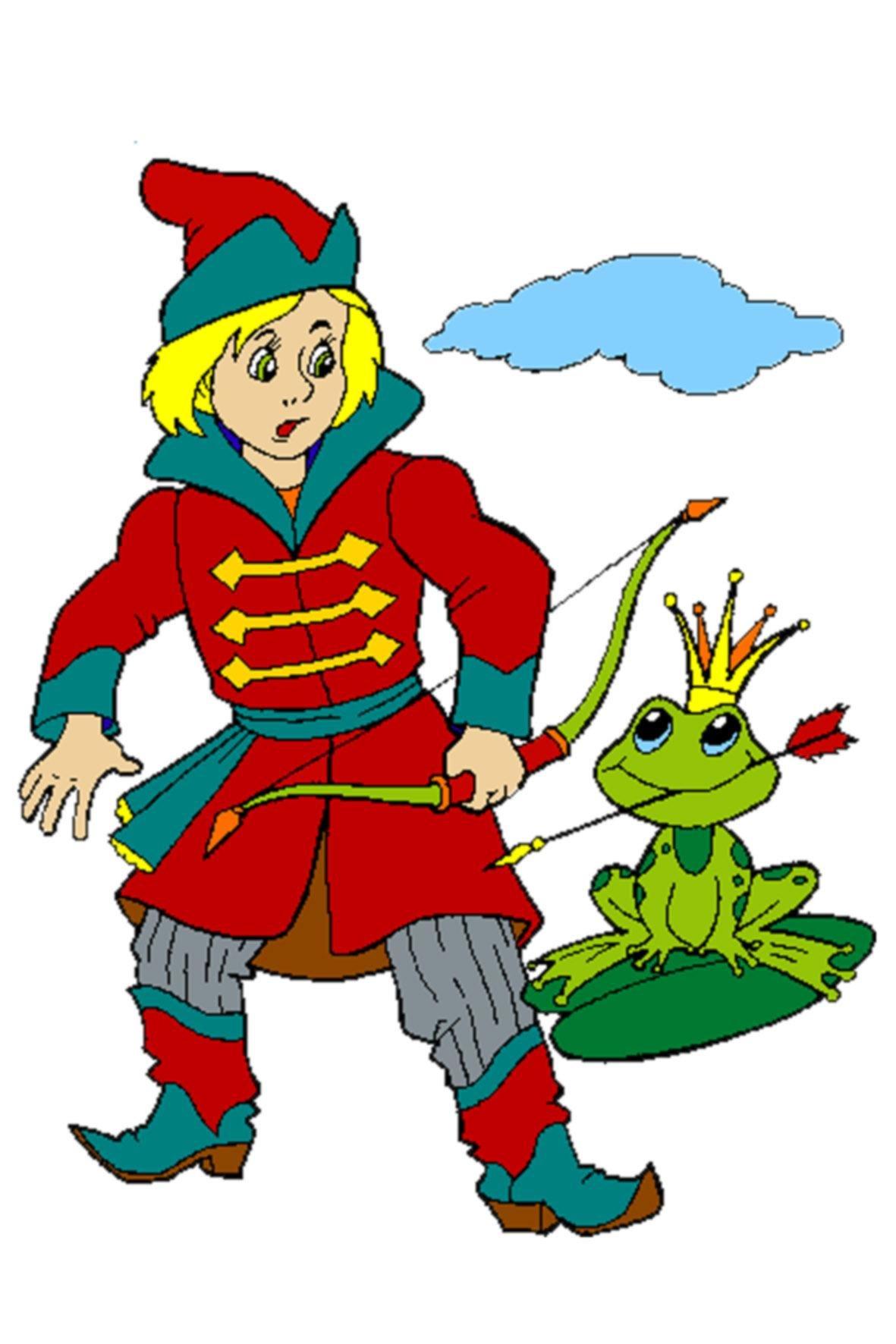 Картинки сказочных персонажей