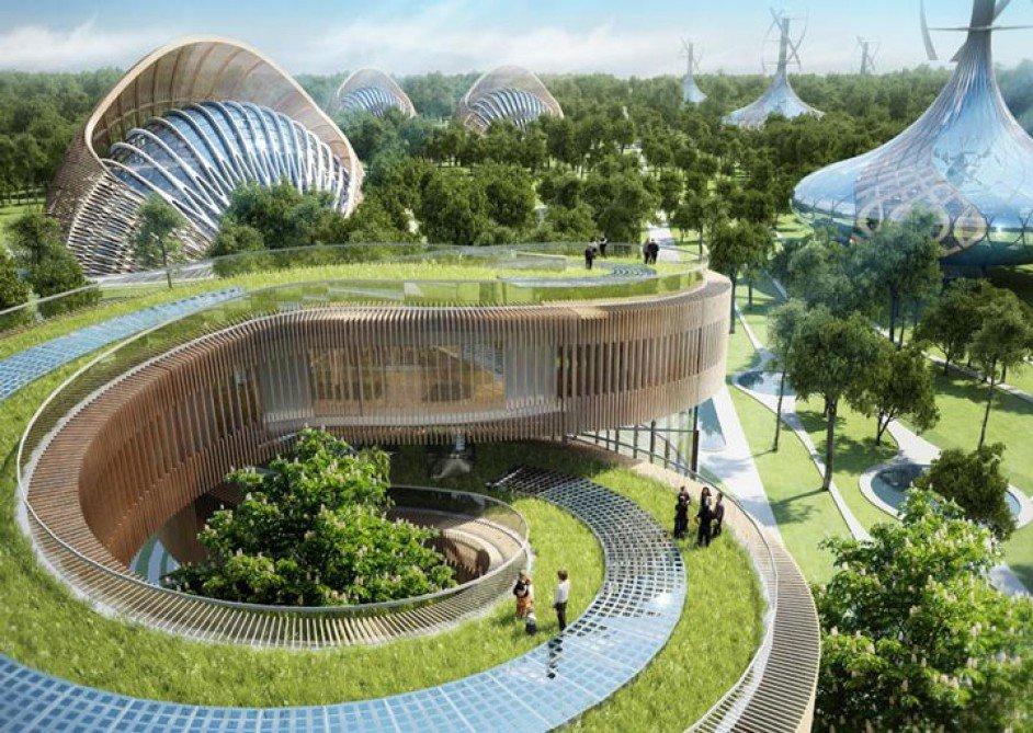проект по экологическому строительству