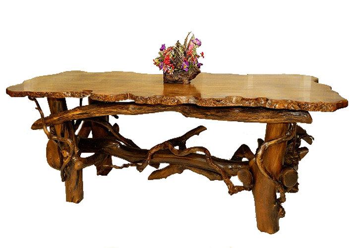 Эксклюзивные столы из дерева ручной работы как сделать форму для литья из бронзы