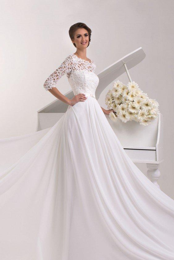 Весільні сукні ТМ Hadassa. британський виробник весільних суконь Хадаса 65052b6d16091