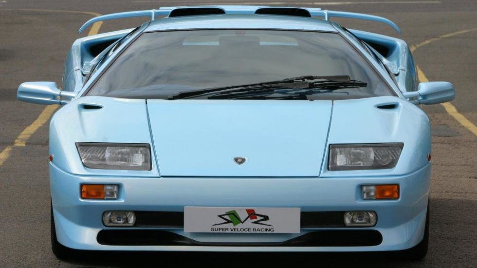 Lambo Diablo Sv Front Card From User Chehdr In Yandex Collections